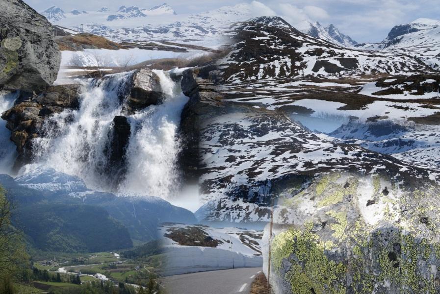Sognefjellet (autocollage) – Eva 2.0 Onenote
