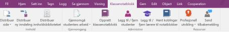 klassenotatblokk